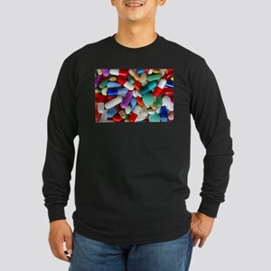 pills drugs Long Sleeve T-Shirt
